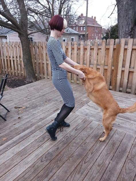 Good boy!!