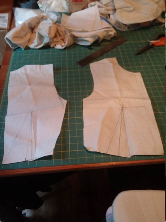 Bodice block, version 1.0