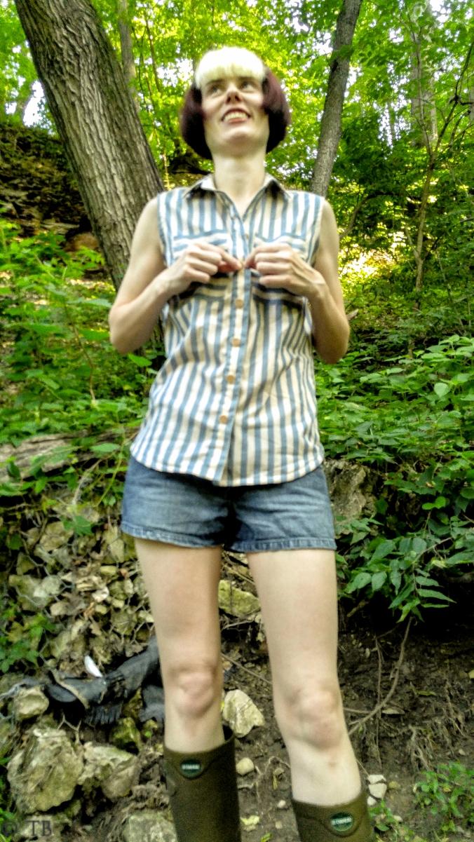 Striped Shirt-34