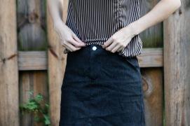 Jeans button FTW!
